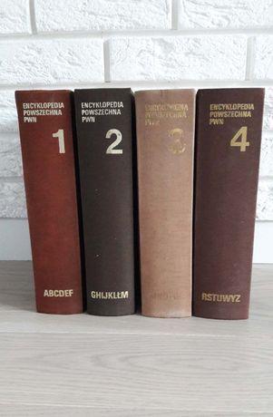 Encyklopedia 4 tomowa