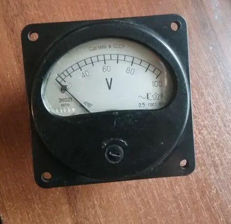 Вольтметр Э8021 - щитовой переменного тока