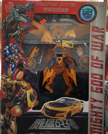Figurka robot transformer