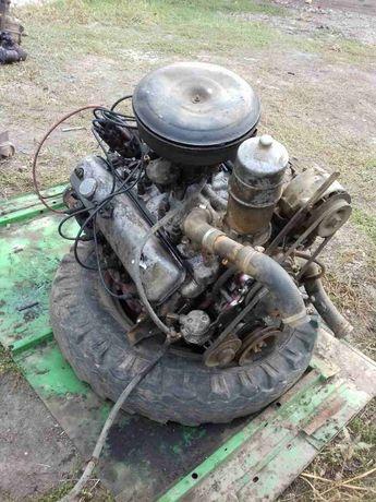 Продам двигатель ГАЗ 53!