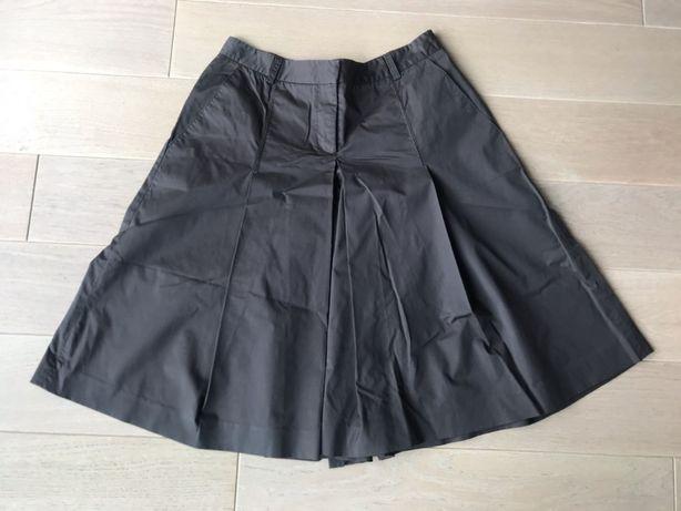 Spódnica - spodnie Solar Rozmiar 36 kolor brązowy
