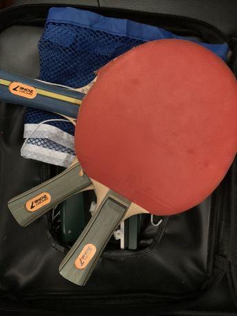 Conjunto Jogo Ping Pong