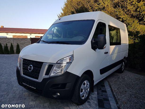 Renault MASTER  Nissan NV400 Opel Movano *** Przebieg 100 Tys Km *** 7 Mio Osobowy