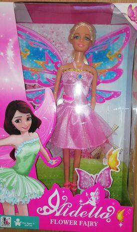 NOWA lalka ze skrzydełkami Barbie