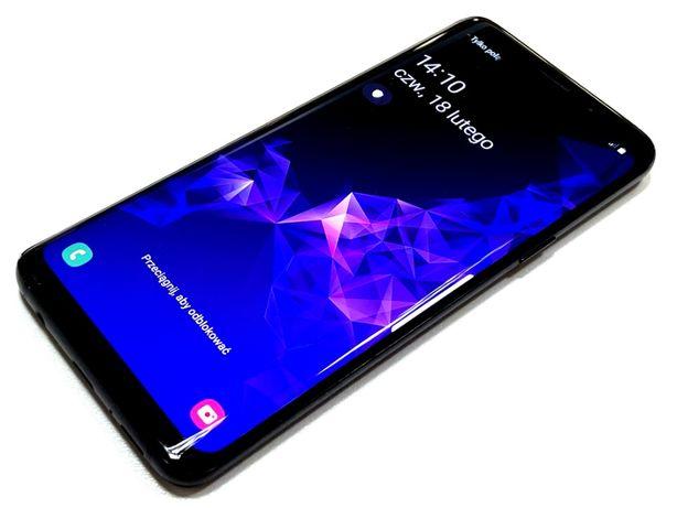 Samsung Galaxy S9 czarny RATY!