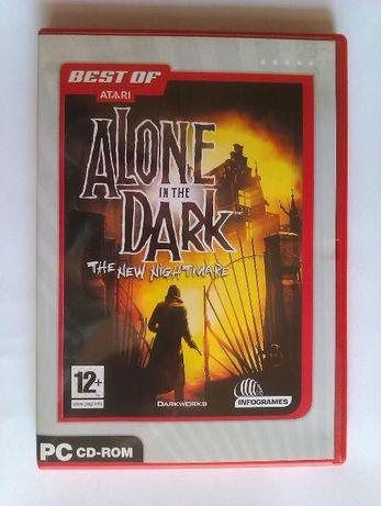 Alone in the Dark: The New Nightmare - Jogo PC