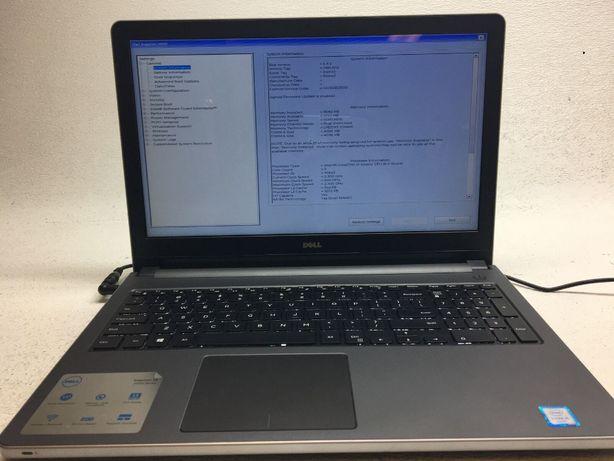Dell 5559 15,6 i5-6200U + 16gb ddr3 + ssd 400gb + windows10 + подсвет
