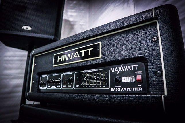 Басовая голова Hiwatt B300HD срочно!