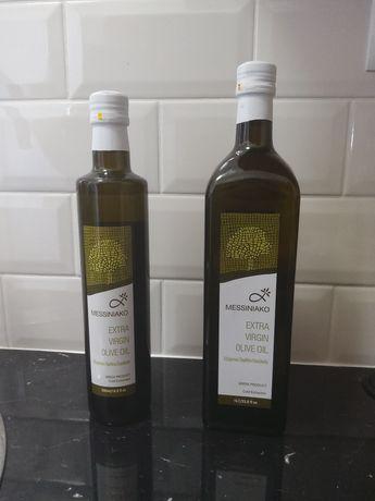 Oliwa z oliwek extra virgin Messiniako grecka