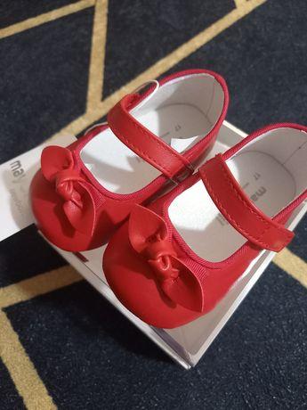 Sabrinas Mayoral - Novas vermelho tamanho 17