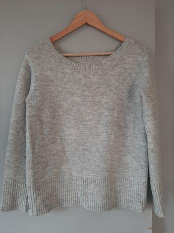 Jasnoszary sweter Tatuum xs