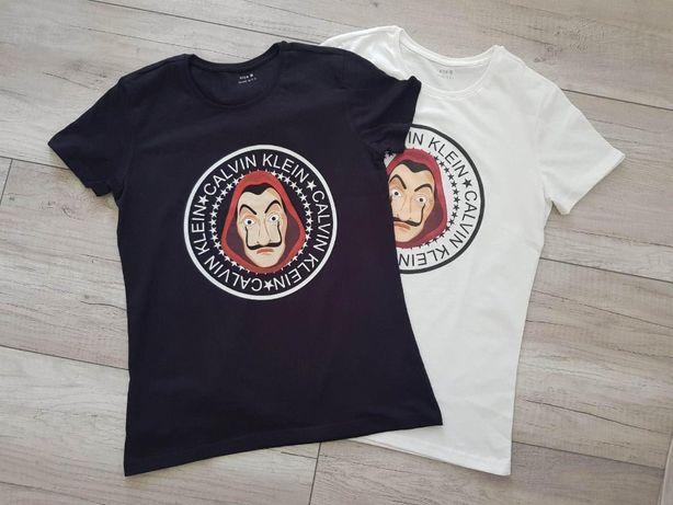 Calvin Klein Salvadori T-shirt damski 2 kolory 4 rozmiary