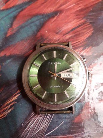 Часы наручные мужские механические  Слава СССР