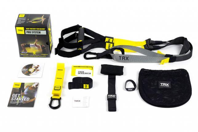 Петли подвесные тренировочные TRX Pro Pack 4. Бесплатная доставка!