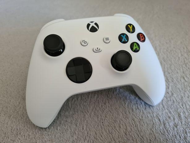 Pad xbox series S/X Robot White.