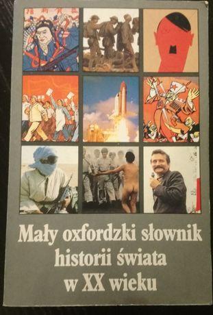 Słownik Historii świata w XX wieku