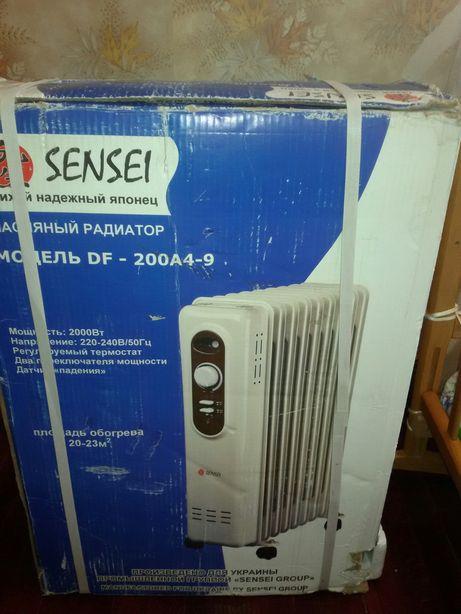 Радиатор масляный SENSEI DF-200A4-9