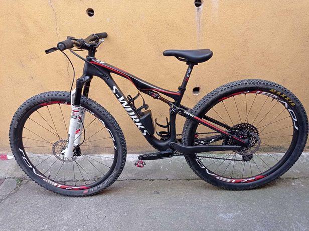 Bicicleta Specialized S-Works carbono