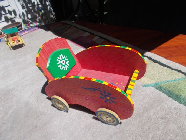 Brinquedos de madeira e peluches Patrulha pata