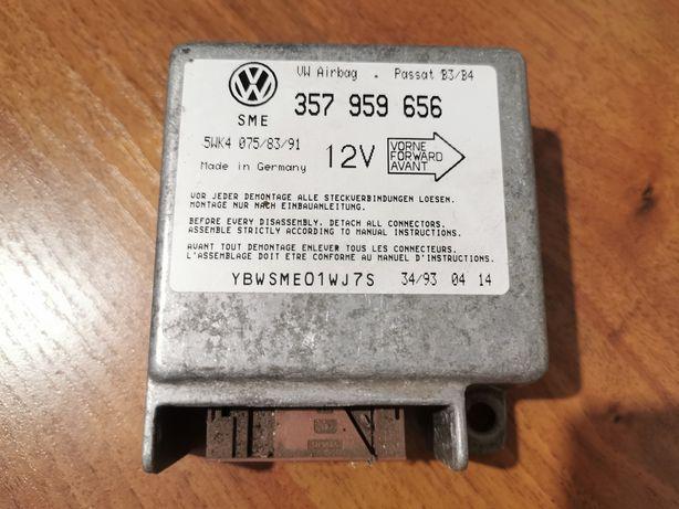 Блок управления airbag Volkswagen Passat B3, B4.