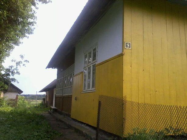 Будинок, рогатинський район