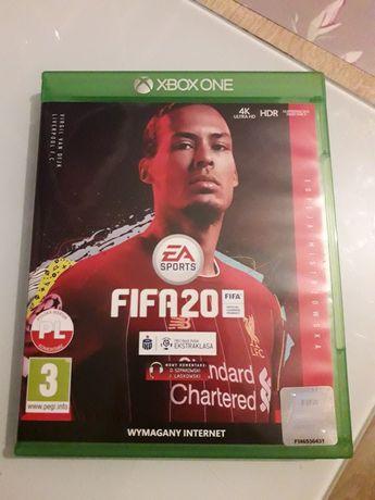 Fifa 20  PL Xbox One
