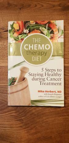 Książka w j. angielskim The Chemotherapy Diet: 5 Steps.. Mike Herbert