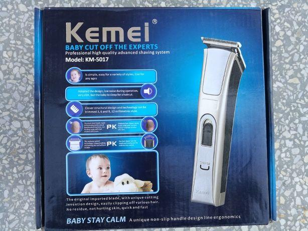 Машинка для стрижки волос Kemei KM-5017