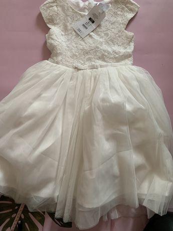 Платье нарядное cool club 1,5-2 года 104см