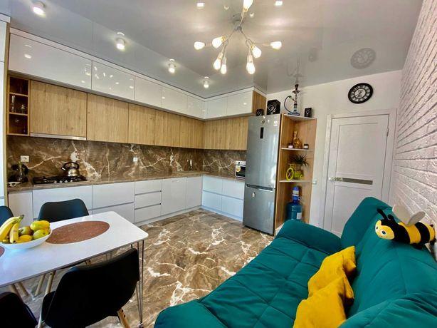 ТЕРМІНОВО! Продам шикарну 2 кімнатну квартиру! Авторський проект! VV