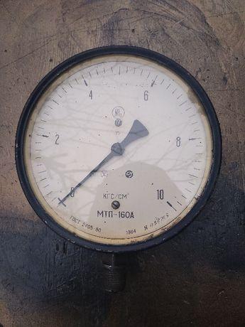 Манометр МТП160А прибор измерительный