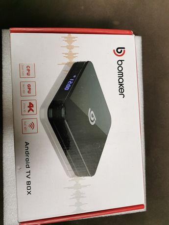 Tv Box Android 4 K