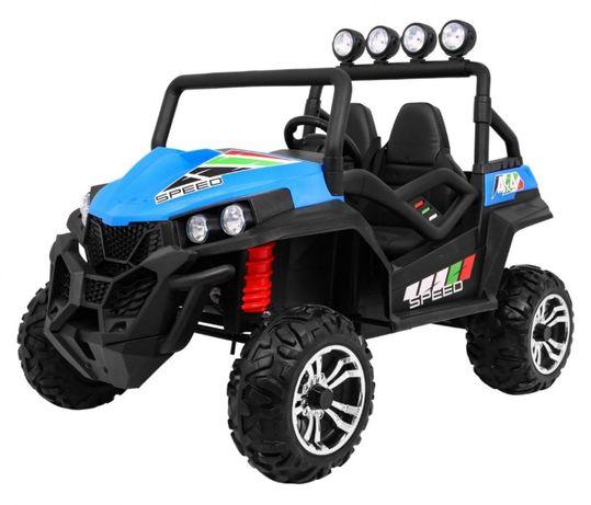 WIELKIE AUTO BUGGY! Jeep 4x4 na akumulator 2os dla dzieci NOWY WYSYŁKA