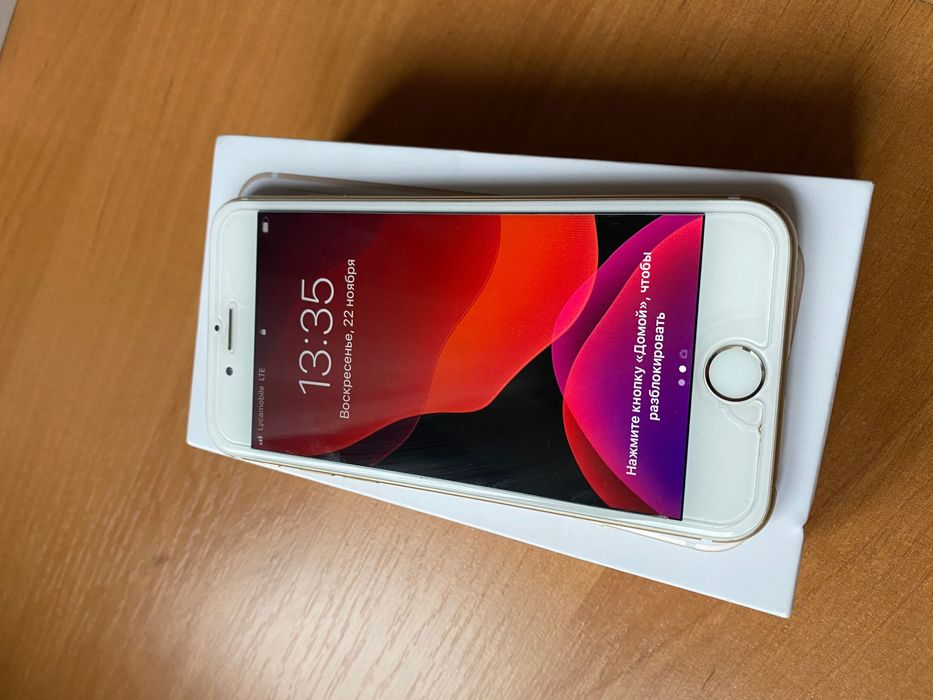 IPhone 6s 32 gb gold Wrocław - image 1