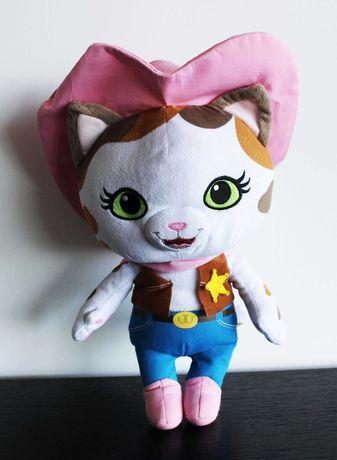 Peluche Gatinha Sheriff Callie no Oeste da Disney