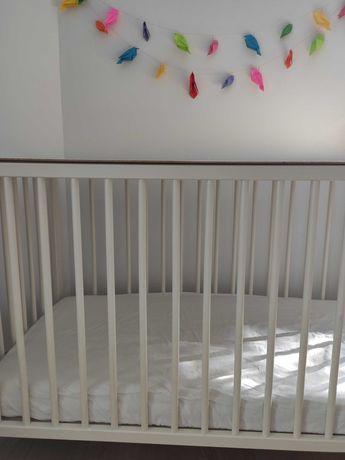 Przykrycie łóżeczka dla dziecka 60x120 cm