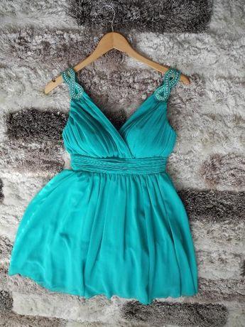 Koktajlowa sukienka New Look