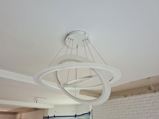 Lampa wisząca LED Saturn III Deco Light