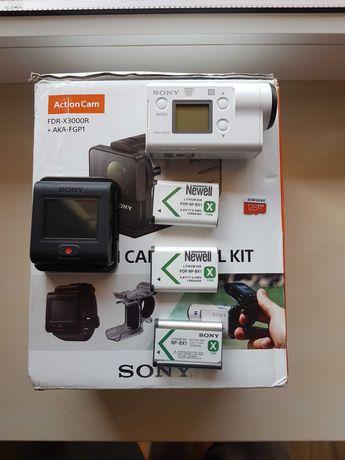 Kamera Sony X3000