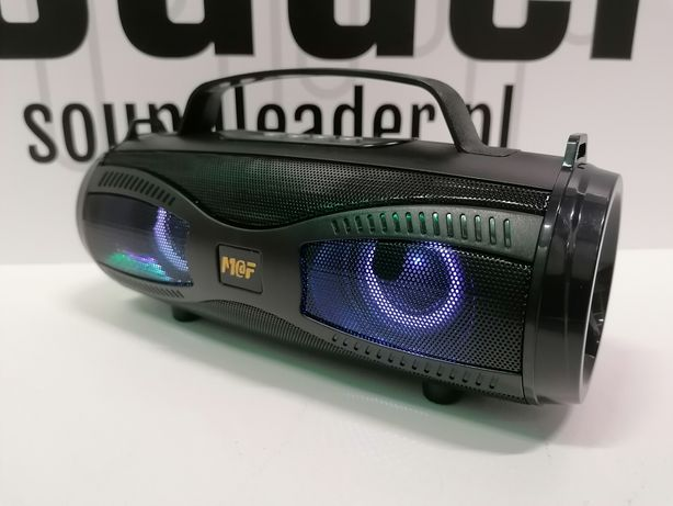 Głośnik bluetooth radio odtwarzacz mp3 usb micro sd aux