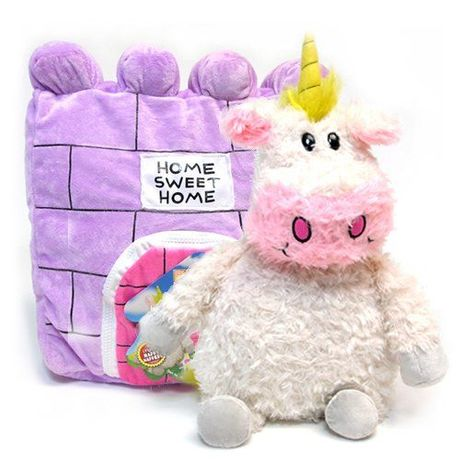 Подушка - игрушка Happy Nappers Unicorn