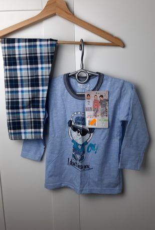 Nowa piżama Taro rozm 98 bawelniana
