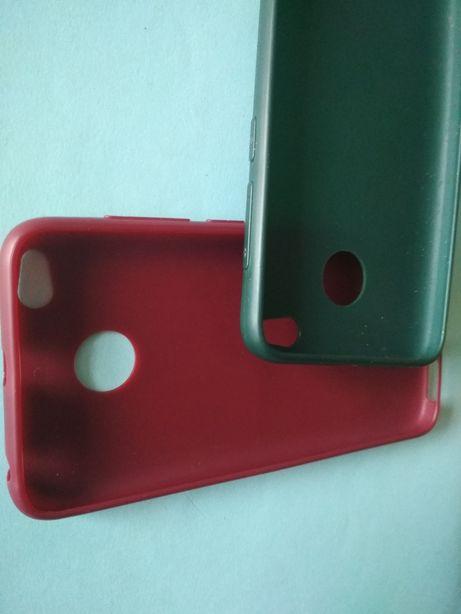 Чехли для Xiaomi Redmi 4x, два.