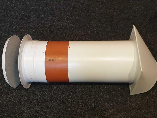 Nawietrzak okrągły z anemostatem NO150A-ML Darco - czerpnia powietrza