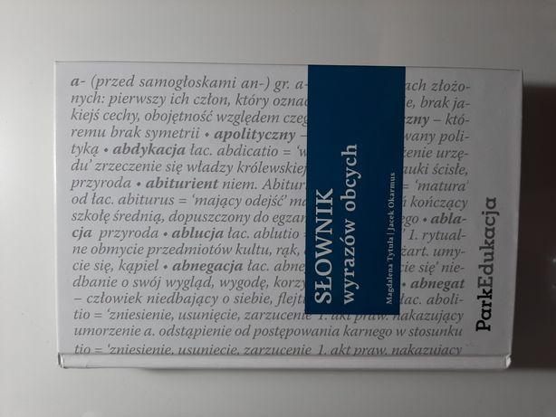 Slwonik wyrazów obcych Magdalena Tytuła