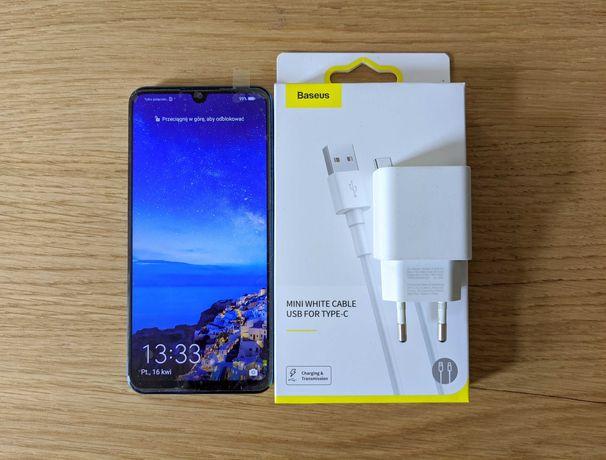 Jak NOWY Huawei P30 Lite 4/128GB Niebieski Bez Blokad Gwarancja
