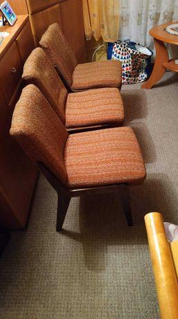 Krzesła Aga PRL 2 sztuki
