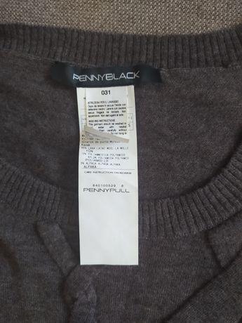 Penny black (Max mara)Brunello cucinelli кофта туника платье шерсть