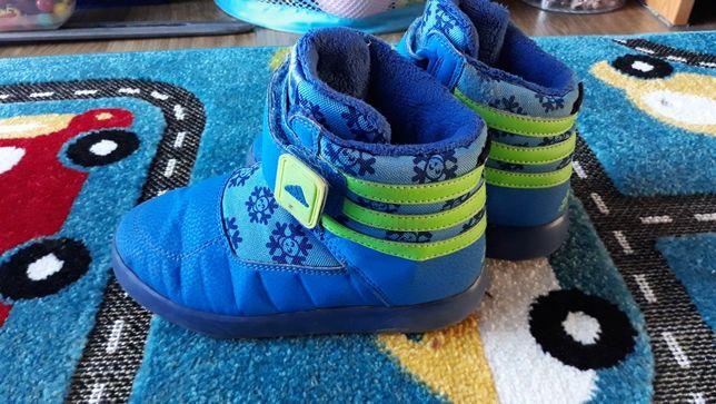 Buciki Adidas jesień/zima/wiosna r.31