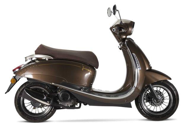 Skuter Retro Junak Vintage 50 4T Raty Dostawa Motorower